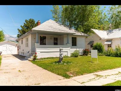 Weber County Single Family Home Under Contract: 470 Chester St