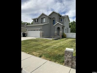 Stansbury Park Single Family Home For Sale: 241 W Calais Ln N