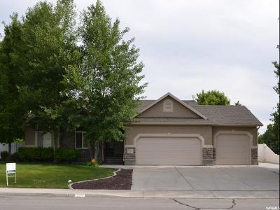 Pleasant Grove Single Family Home For Sale: 1251 W 1320 N