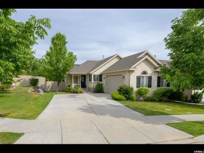 Lehi Single Family Home For Sale: 4334 N Peppercorn Rd