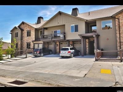 Wasatch County Condo For Sale: 1195 W Black Rock Trl N #B