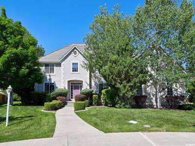 Orem Single Family Home Under Contract: 635 N 1250 E