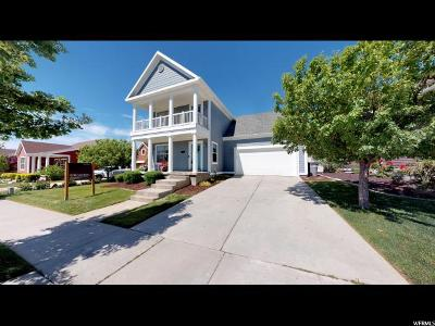 South Jordan Single Family Home For Sale: 11632 S Copper Rose Way