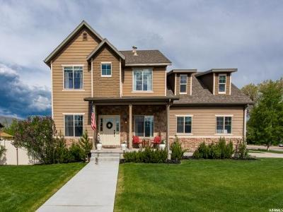 Heber City Single Family Home Under Contract: 320 N 500 W