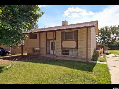Weber County Single Family Home For Sale: 2875 N 900 E