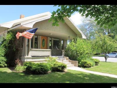 Preston Single Family Home For Sale: 197 E 1st S