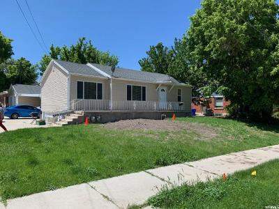 Tooele Multi Family Home For Sale: 509 W 200 S #a & B