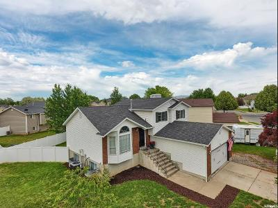 Layton Single Family Home For Sale: 792 E 700 S