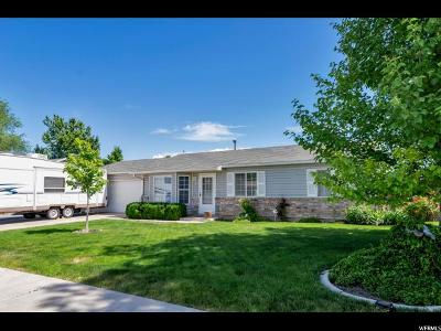 Orem Single Family Home Under Contract: 591 S 1470 W