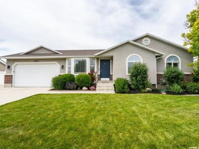 South Jordan Single Family Home For Sale: 4324 W 11770 S