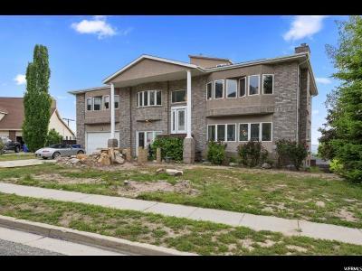Salt Lake City Single Family Home For Sale: 4108 S Splendor Way E
