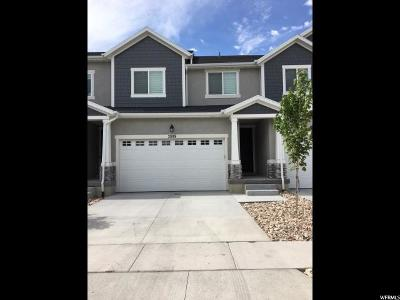 Lehi Townhouse For Sale: 3809 W 1700 N