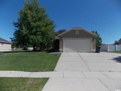 Grantsville UT Single Family Home For Sale: $319,900