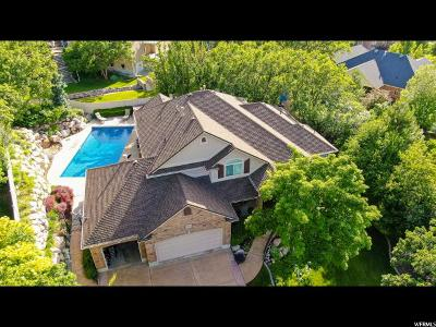 South Weber Single Family Home For Sale: 8149 S 2475 E