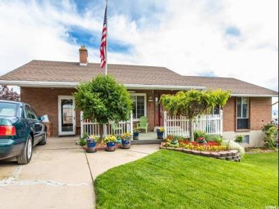 Davis County Single Family Home For Sale: 786 E 650 S