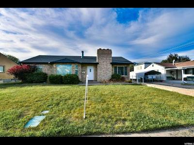 Spanish Fork Single Family Home Under Contract: 325 E 800 N