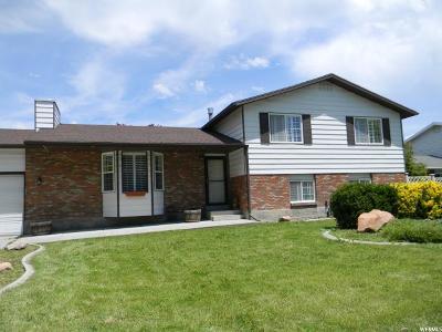 West Jordan UT Single Family Home For Sale: $309,900
