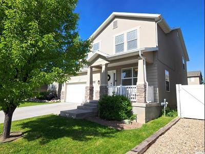 Herriman Single Family Home For Sale: 13284 S Copper Park Dr
