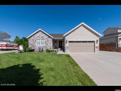 West Jordan Single Family Home For Sale: 8353 S 5220 W