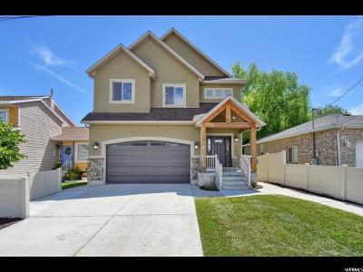 West Jordan Single Family Home For Sale: 8505 S 2700 W