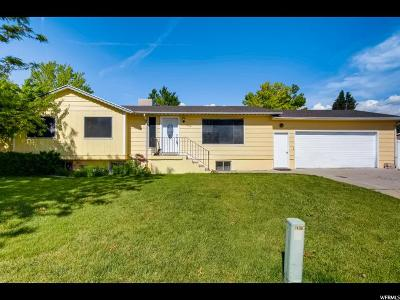 Lehi Single Family Home For Sale: 1438 N Trinnaman Ln W