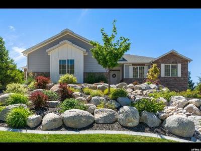 Alpine Single Family Home Under Contract: 472 Ponderosa Dr