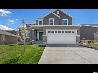 Santaquin Single Family Home For Sale: 442 Slate Dr
