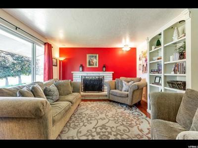 Davis County Single Family Home For Sale: 371 W 2400 S