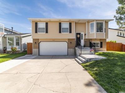 West Jordan UT Single Family Home For Sale: $290,000