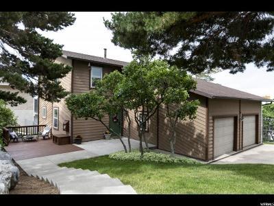 Davis County Single Family Home For Sale: 3089 N 2300 E
