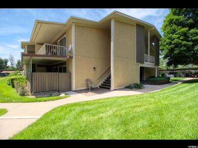 Davis County Condo For Sale: 341 E Peach Ln