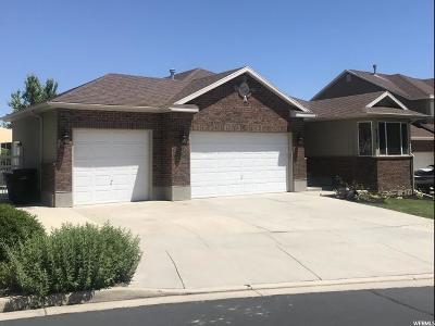 West Jordan UT Single Family Home For Sale: $424,900