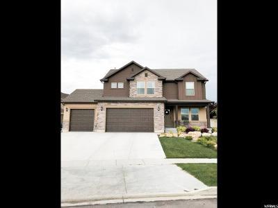Saratoga Springs Single Family Home For Sale: 1729 N Aspen Cir