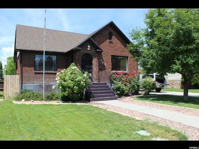 Spanish Fork Single Family Home For Sale: 745 E 200 N