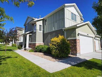 Herriman Townhouse For Sale: 13078 S Herriman Rose Blvd W