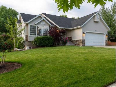 Draper Single Family Home For Sale: 957 E Riparian Dr S