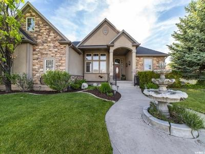 Riverton Single Family Home Under Contract: 12566 S Harvest Spring Ln