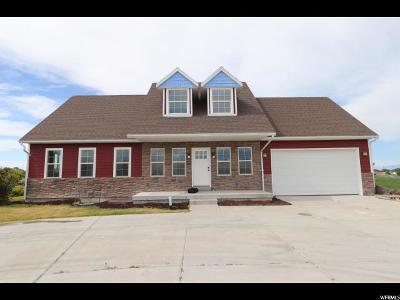 Grantsville UT Single Family Home For Sale: $369,900