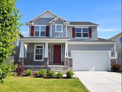 Saratoga Springs Single Family Home For Sale: 266 E Verano Way