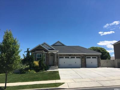 South Jordan Single Family Home For Sale: 1311 W Rames Rd