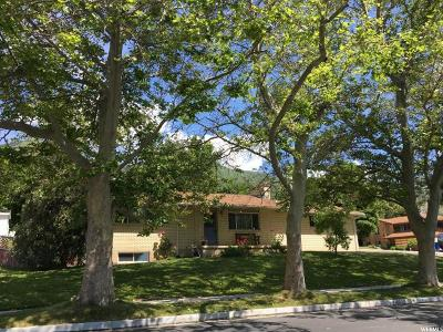 Davis County Single Family Home For Sale: 691 S 100 E