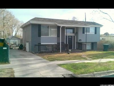 Price UT Single Family Home For Sale: $139,000