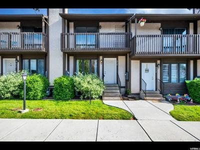 Davis County Townhouse For Sale: 868 E 575 N