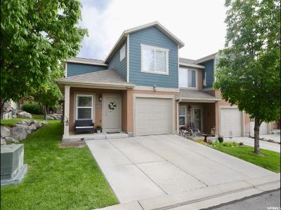 Herriman Townhouse Under Contract: 5047 W Slate St #32-1