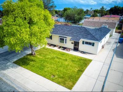 Salt Lake City Single Family Home For Sale: 4691 W 5055 S
