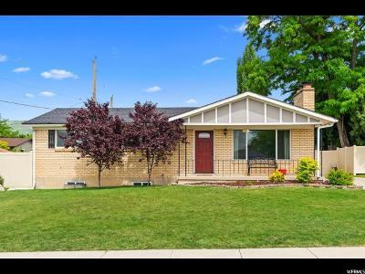 Davis County Single Family Home For Sale: 2345 S 350 W