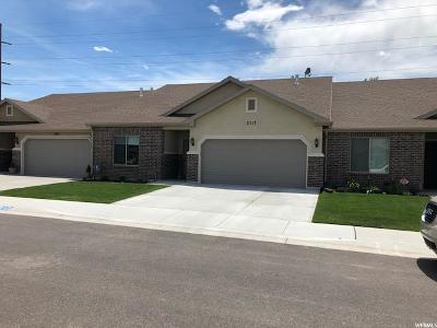 Weber County Single Family Home For Sale: 2313 W 2525 Rd S