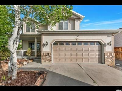 Tooele Single Family Home For Sale: 782 Middle Canyon Ct N