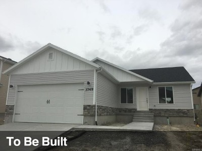 Eagle Mountain Single Family Home For Sale: 1336 E Skip St #132