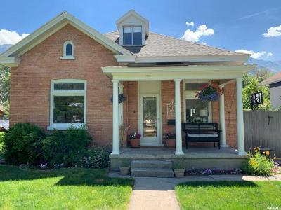 Provo Single Family Home For Sale: 78 N 500 E